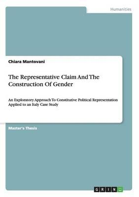The Representative Claim And The Construction Of Gender