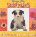 Busy Baby Sparklies 4 Volume Boxed Set