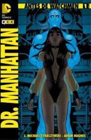 Antes de Watchmen: Dr. Manhattan #1 (de 4)