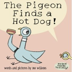 Pigeon Finds a Hotdo...