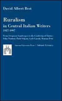 Ruralism in Central Italian writers. From Strapaese landscapes to gendering of nature