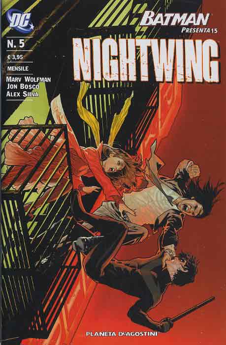 Nightwing n. 05