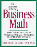 Complete Book of Bus...