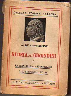 Storia dei Girondini