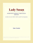 Lady Susan (Webster's German Thesaurus Edition)