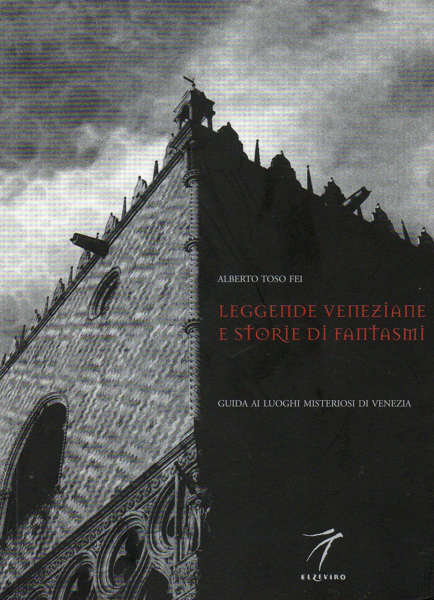 Leggende veneziane e storie di fantasmi