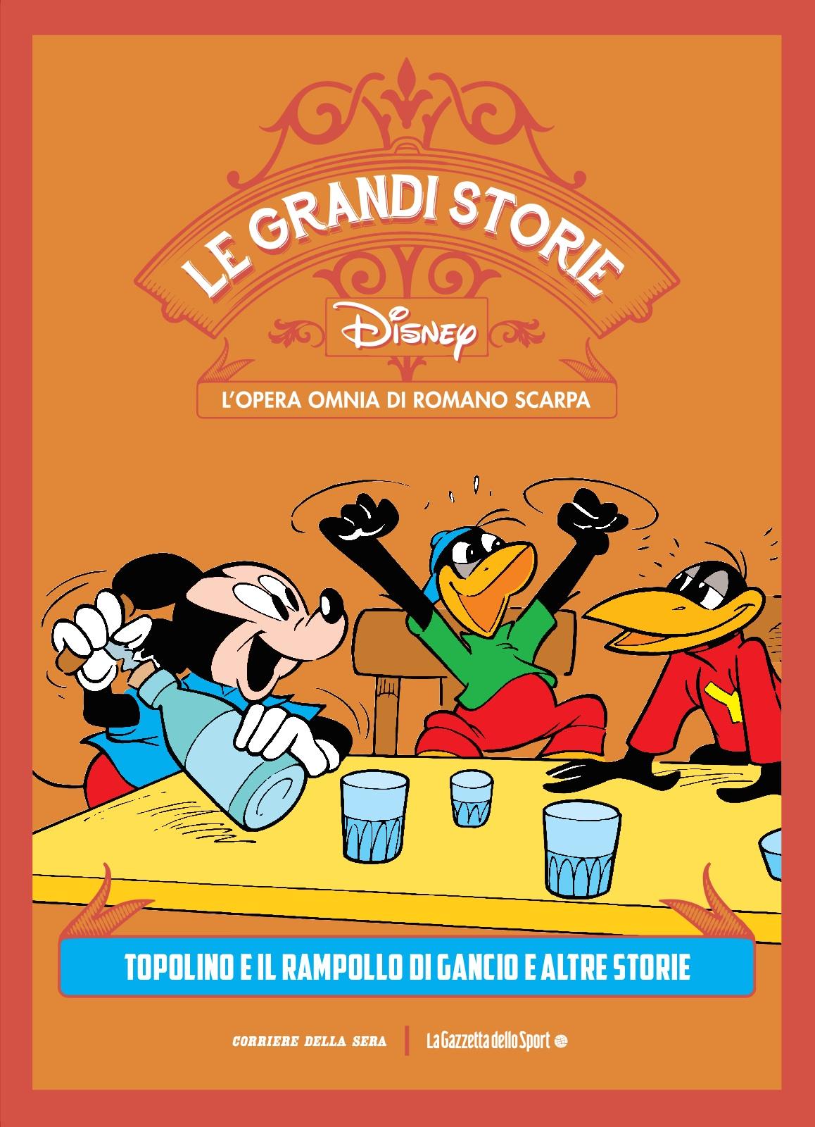 Le grandi storie Disney - L'opera omnia di Romano Scarpa vol. 32