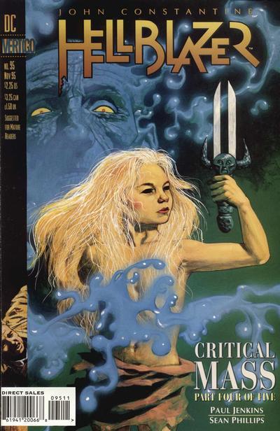 Hellblazer Vol.1 #95