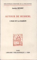 Autour de Husserl