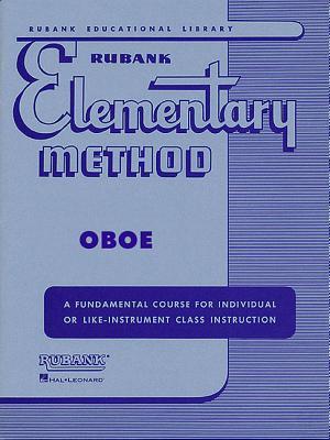 Rubank Elementary Method Oboe