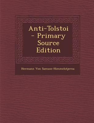 Anti-Tolstoi