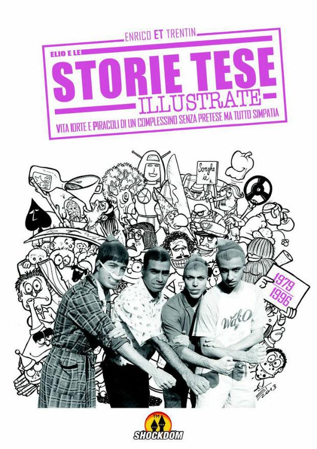 Storie Tese illustrate