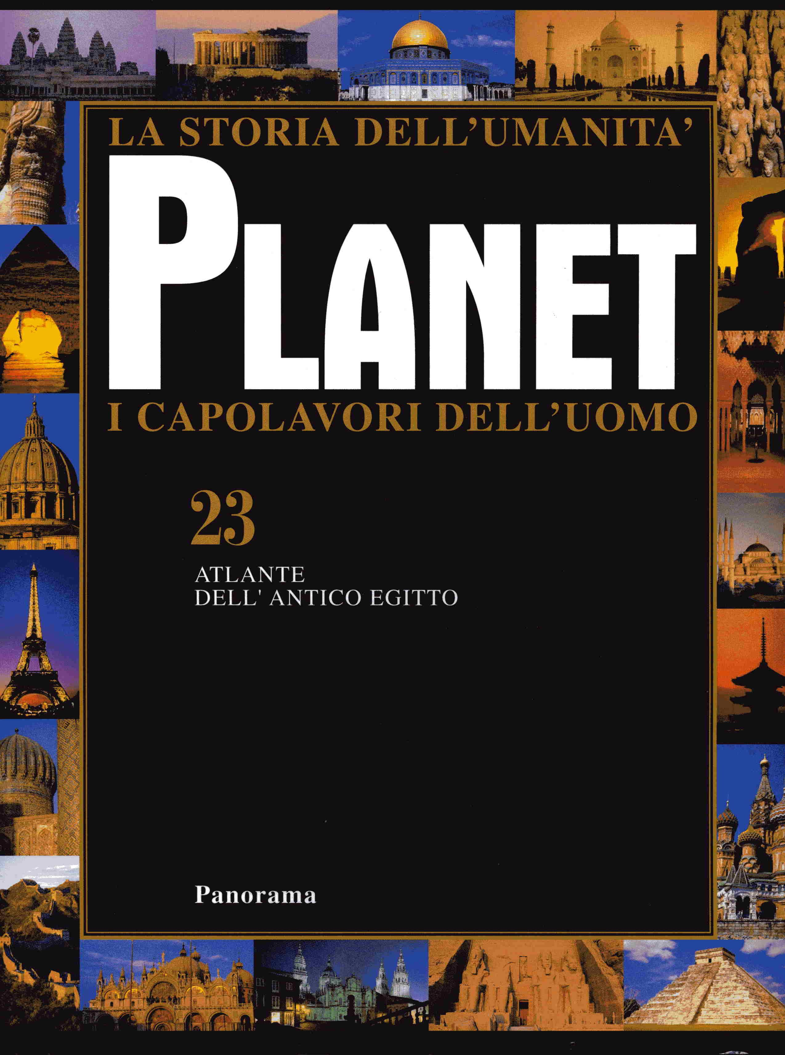 Planet. I capolavori dell'uomo vol. 23