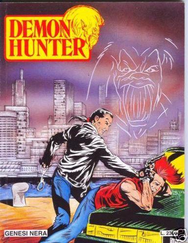 Demon Hunter n. 1