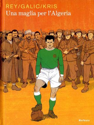 Una maglia per l'Algeria