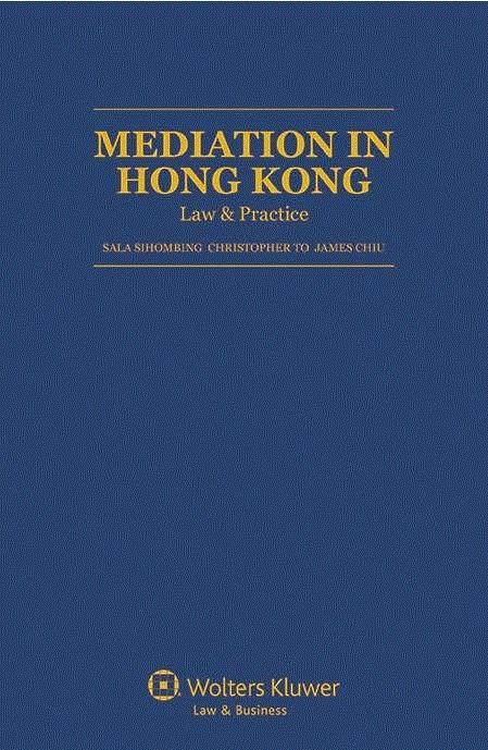 Mediation in Hong Kong