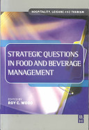 Strategic Questions ...