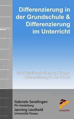 Differenzierung in Der Grundschule & Differenzierung Im Unterricht