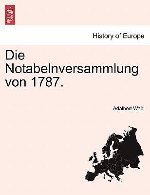 Die Notabelnversammlung von 1787