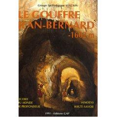 Le gouffre de Jean-Bernard -1602m