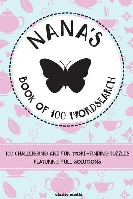 Nana's Book of Wordsearch