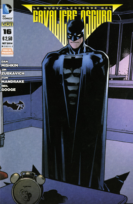 Batman: Le nuove leggende del Cavaliere Oscuro n. 16