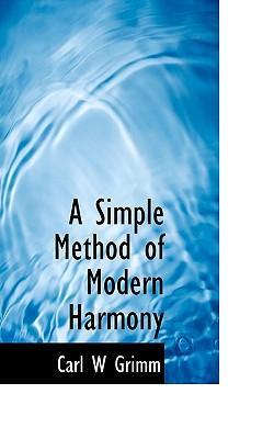 A Simple Method of Modern Harmony
