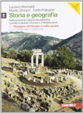 Storia e geografia. Ediz. rossa. Con inserto cittadinanza. Per le Scuole superiori. Con DVD-ROM. Con espansione online