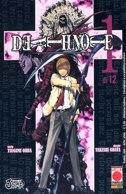 Death Note vol. 01