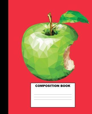 Apple Composition Book