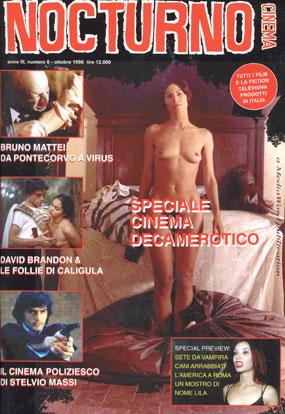 Nocturno cinema: visioni alternative n. 8