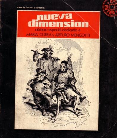 Nueva dimensión extra Vol. 5
