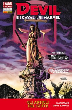 Devil e i cavalieri Marvel n. 35
