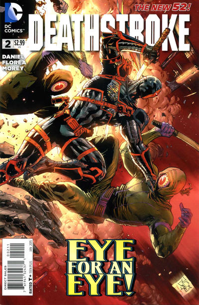 Deathstroke Vol.3 #2