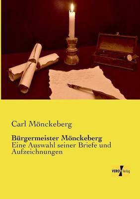 Buergermeister Moenckeberg