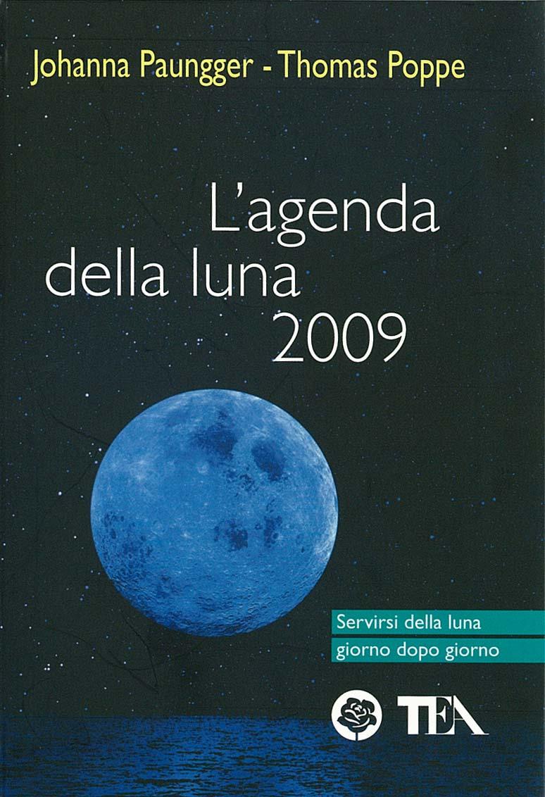 L'agenda della luna 2009