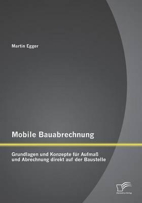 Mobile Bauabrechnung