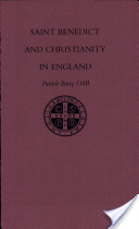 Saint Benedict and Christianity in England
