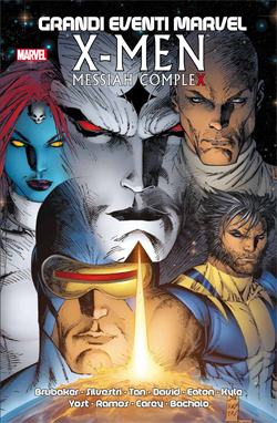 X-Men: Messiah Compl...