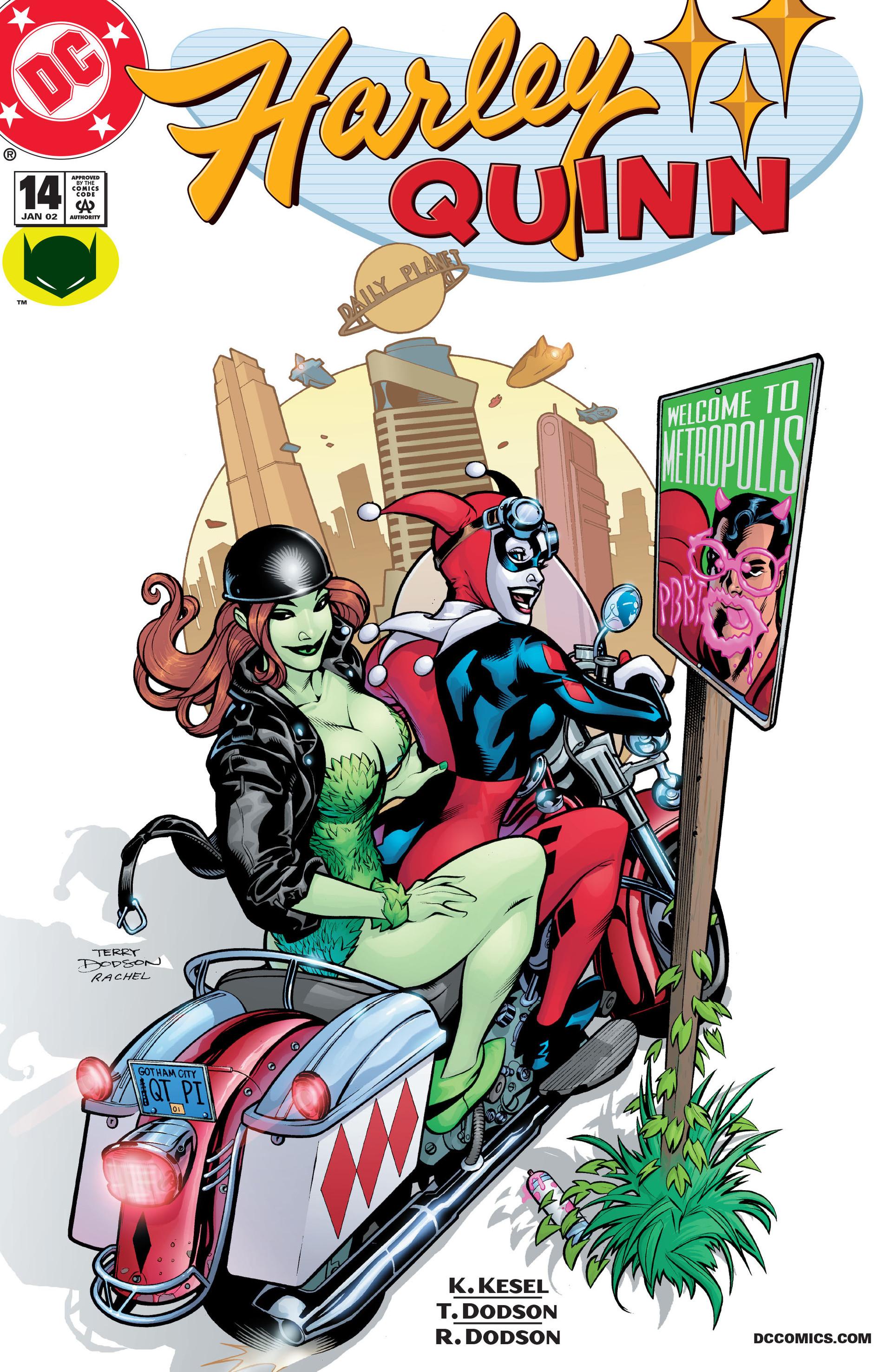 Harley Quinn Vol.1 #14
