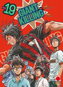 Giant Killing vol. 19