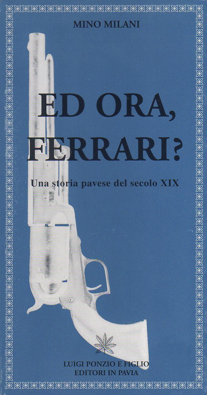 Ed ora, Ferrari?