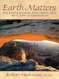 Earth Matters: Philosophy and Geology