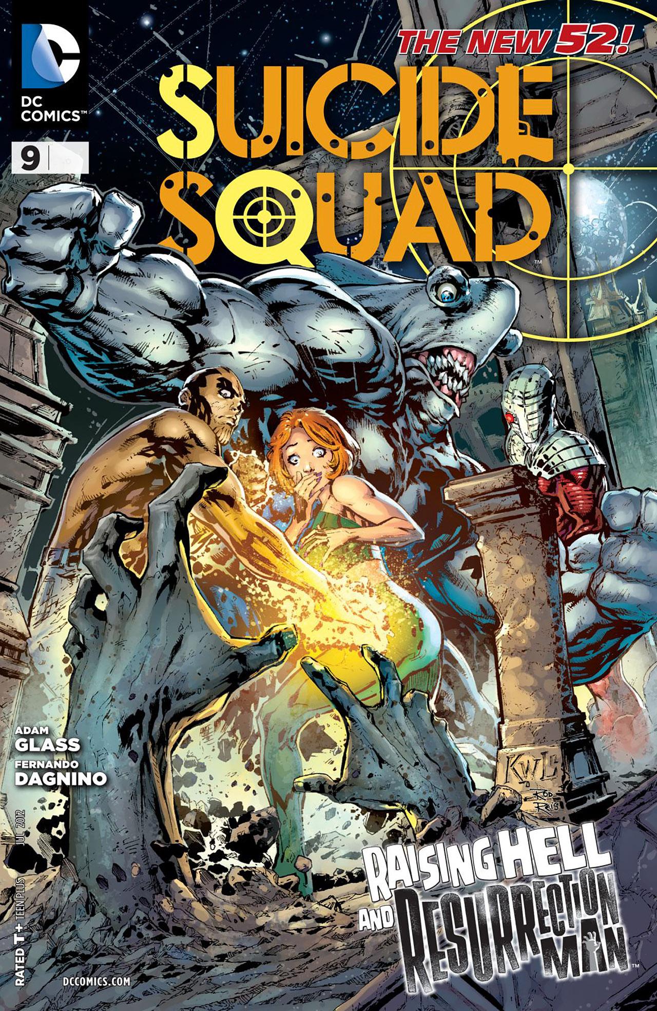 Suicide Squad Vol.4 #9