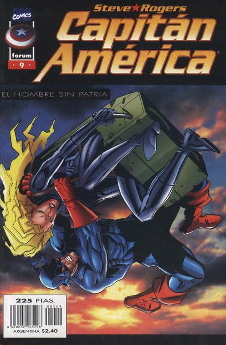Capitán América Vol.3 #9 (de 11)