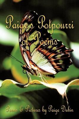 Paige's Potpourri of Poems