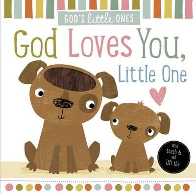God Loves You, Little One (God's Little Lamb)