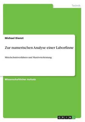 Zur numerischen Analyse einer Laborfinne
