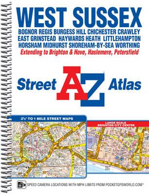West Sussex Street Atlas