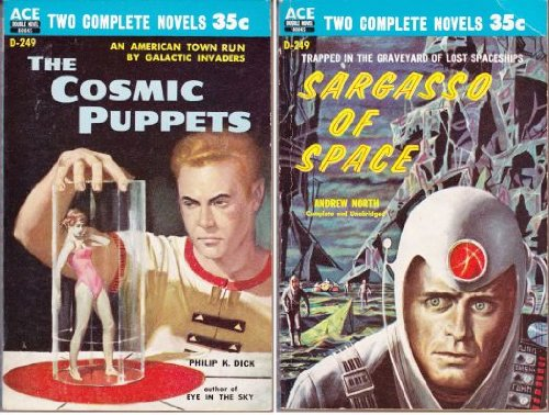 The Cosmic Puppets; Sargasso of Space